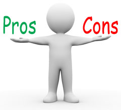 Pros and Cons of Guaranteed Acceptance Life Insurance.